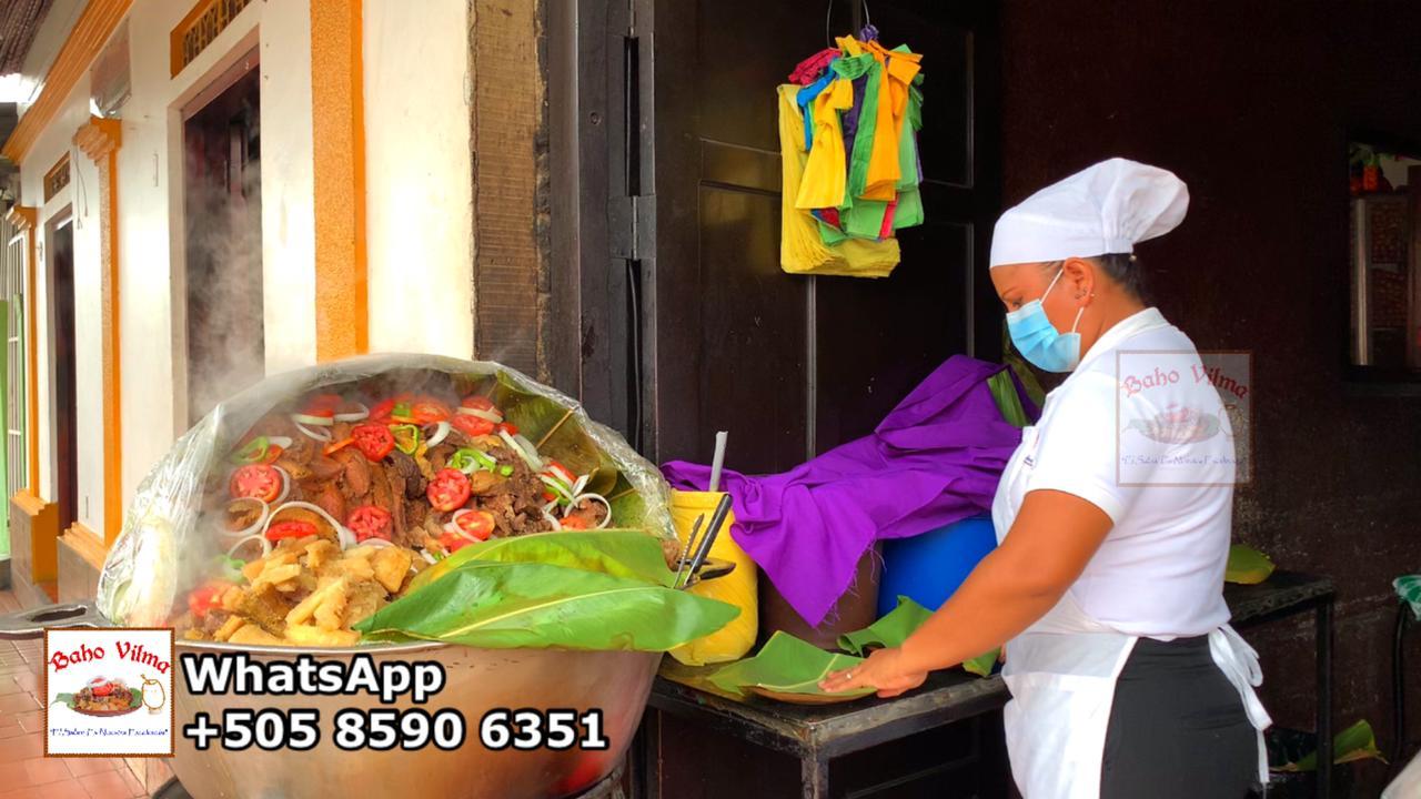 ¿Dónde comer Baho Nicaragüense?