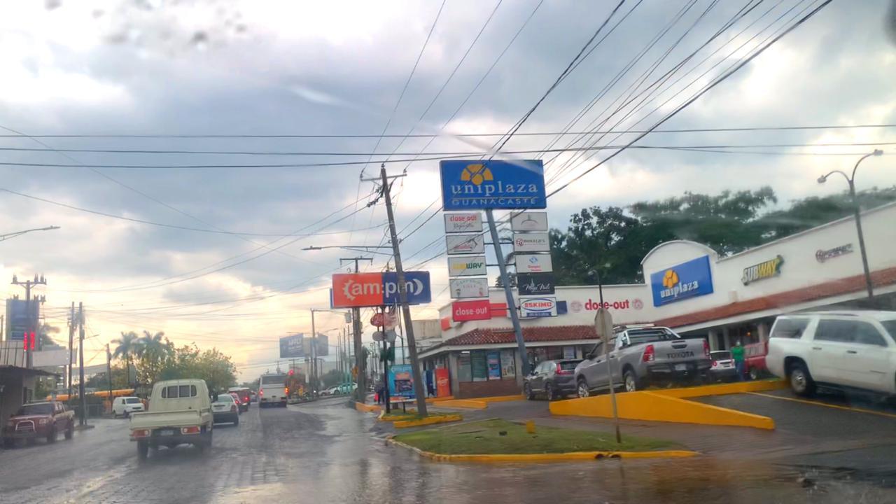 Fuertes lluvias inician los primeros días de Mayo 2021 en Nicaragua