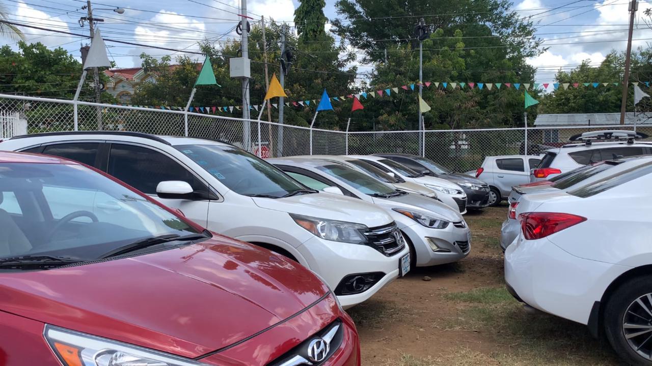 Autos usados Nicaragua baratos