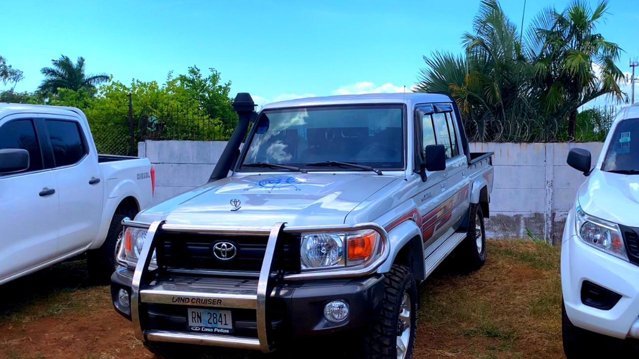 ¿Cuánto valen las camionetas 4×4 en Nicaragua?