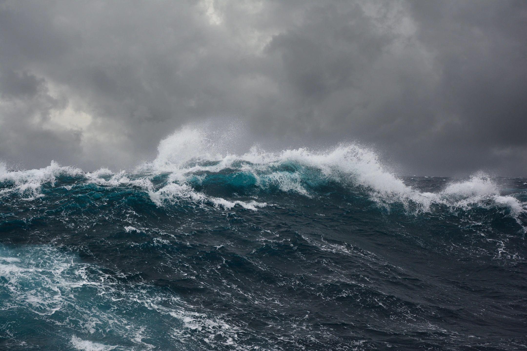 Andres la primera tormenta tropical en 2021