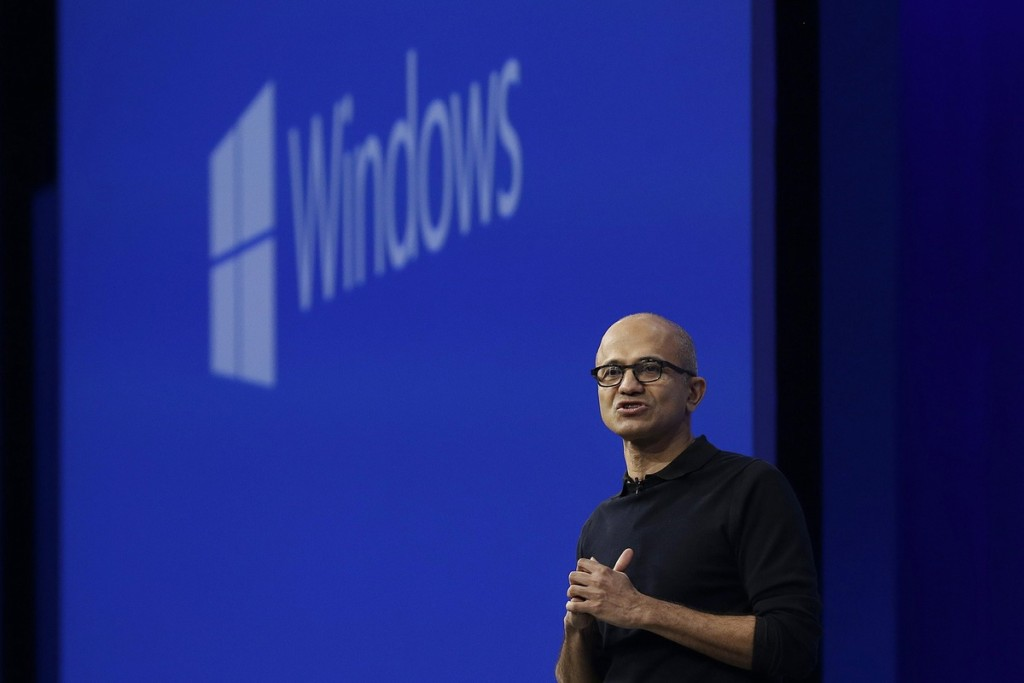 windows-10-nadella