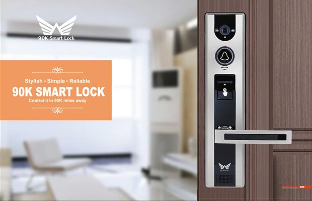 90k smart lock review