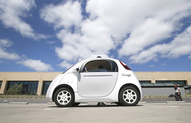 self driving cars are the future
