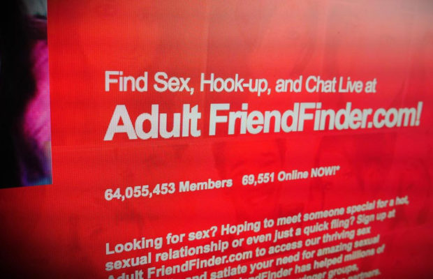 adult friend finder hacked