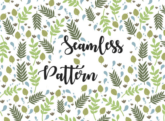 how to create a seamless pattern