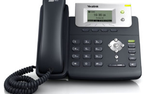 yealink sip-t21p ip phone review