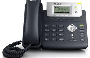 yealink sip-t21p ip phone review