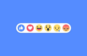 facebook will no longer release temporary reaction buttons