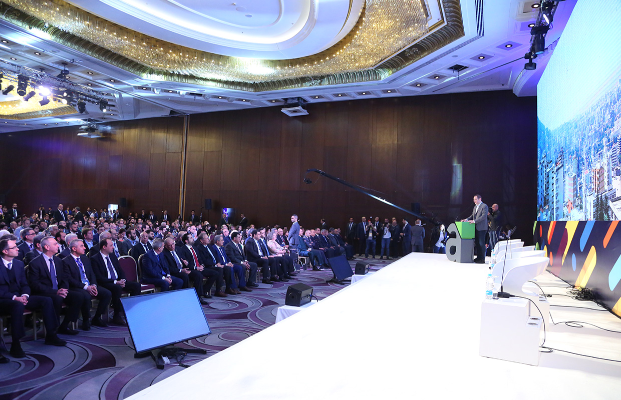 people attending arabnet beirut 2018