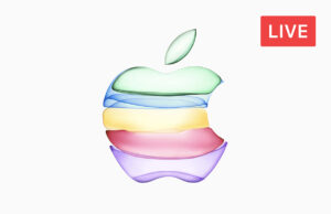 apple event 2019 watch live