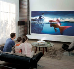 the top 10 home cinema projectors of 2019