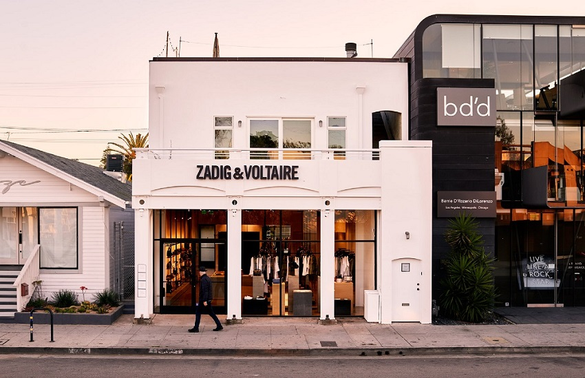 Zadig & Voltaire Abbot Kinney Los Angeles