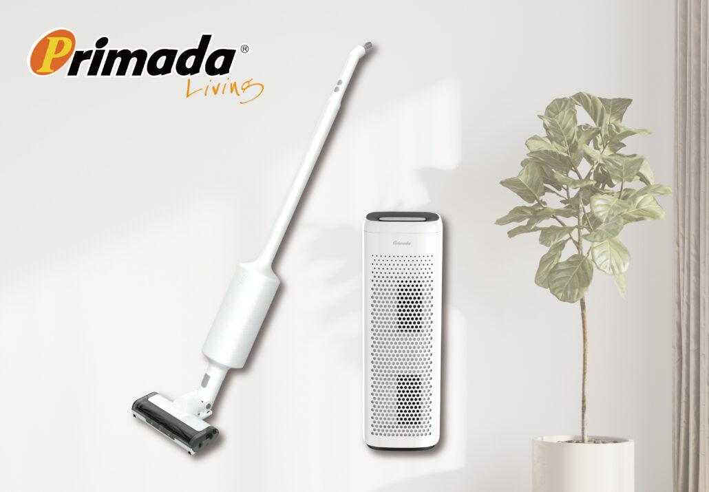 Primada Living生活家電 Home Appliances Collection