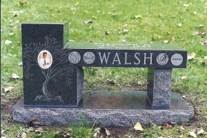 Walsh-black-bench-memorial.jpg