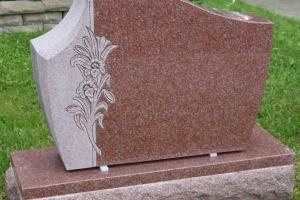customized-shape-granite-memorial