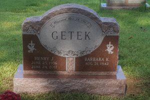Getek-Red-Upright
