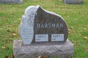 Hartman-brown-upright