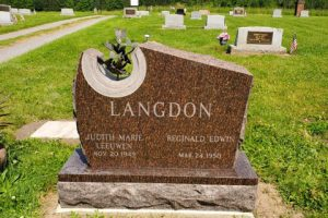 Langdon-Brown-Upright-Special-Shape-bronze
