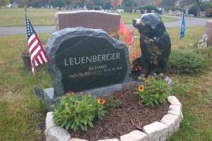 Leuenberger Black Bronze Dog Upright.jpg