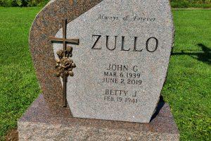 Zullo-Brown-Special-Shape-Upright-Bronze
