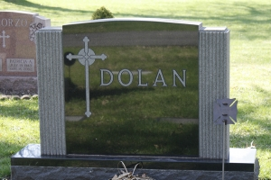 Dolan Black Special Shape Upright Religious.jpg