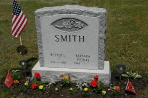 Smith-gray-upright