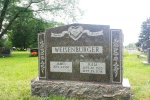 Weisenburger-Brown-Special-Shape-Upright
