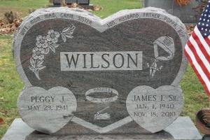Wilson Brown Special Shape Heart Upright.jpg