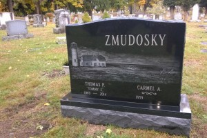 Zmudosky Black Upright Etching.JPG