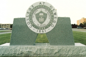 Granite sign at SUNY Oswego.jpg