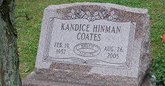 Coates-slant-marker-with-granite-base