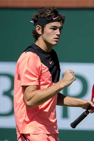 Taylor Fritz Player profile