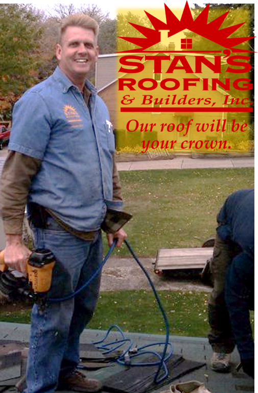 Stan the Man, the Roofing Man