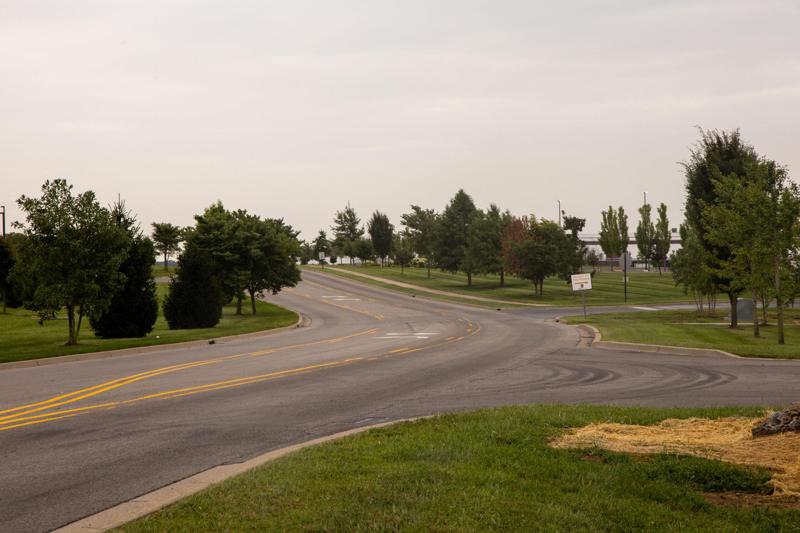 River Ridge Infrastructure, Roadway, Water Line Improvements