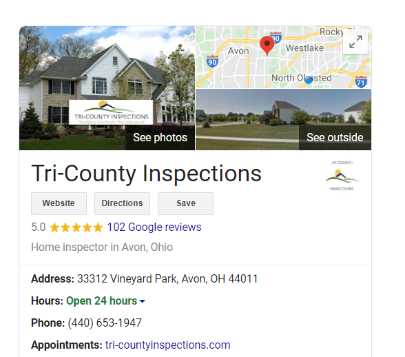 Cleveland Home Inspector Best Reviews