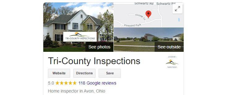 N. Ridgeville Home Inspector