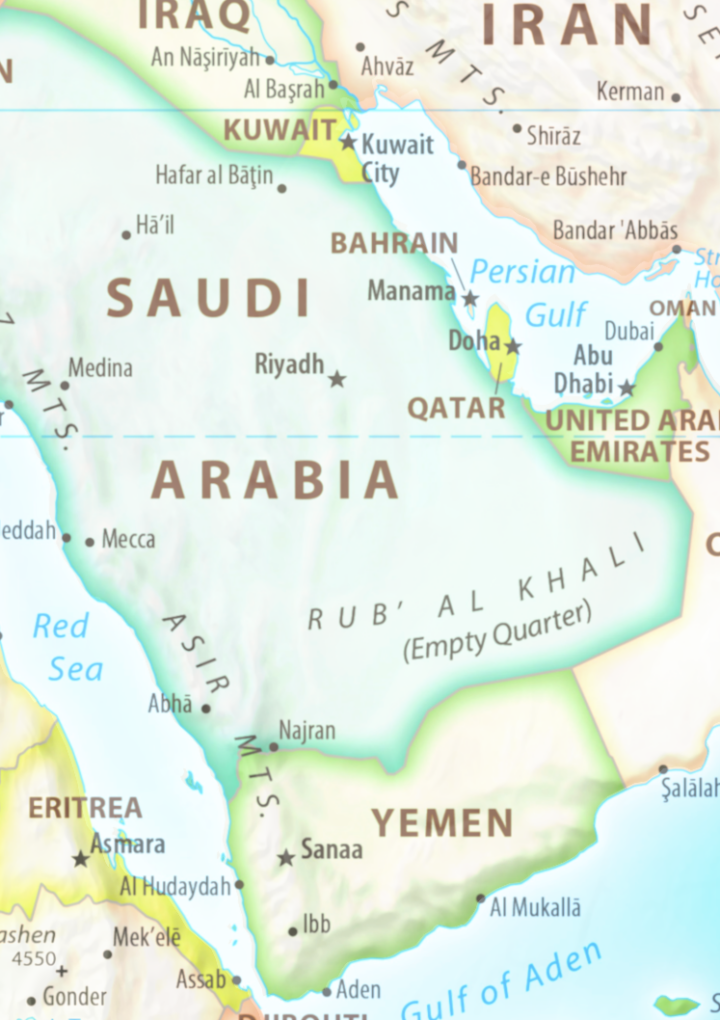 Arabia in Transition Part II: Patronage and Politics