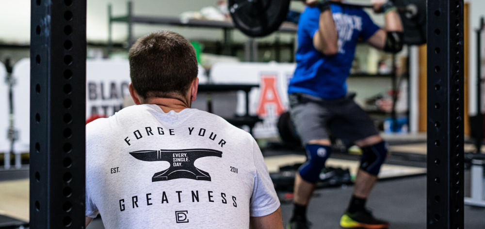 Compete Every Day Forge Your Greatness shirt