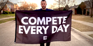 Jake Thompson, Compete Every Day speaker