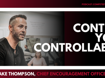 Competitors Control Their Controllables