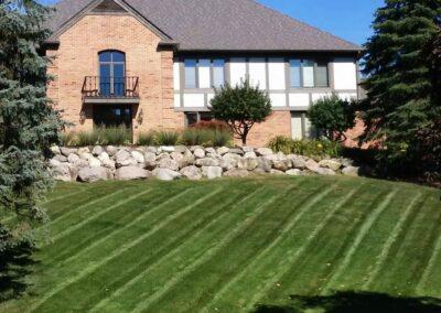 landscape installation service near Bloomfield Hills, MI
