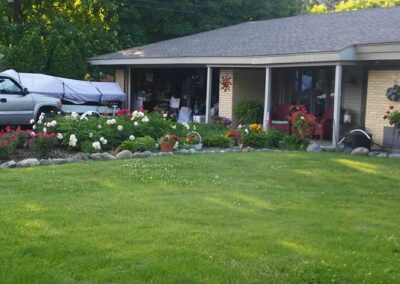 spring landscaping services michigan
