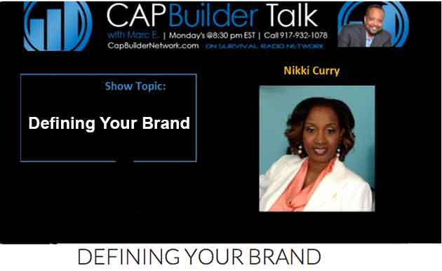 Nikki Curry on Capbuilder Talk