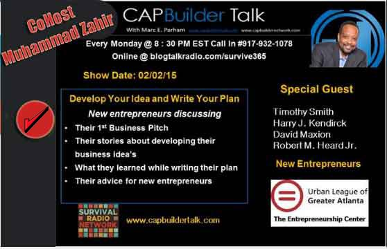 Capbuilder Talk Radio Show