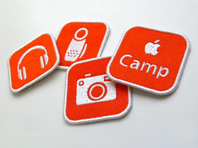 Apple Camp Branding and Campaign