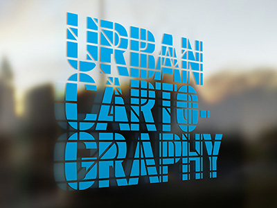 Urban Cartography Exhibit