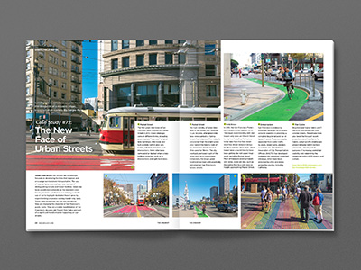 Field Notes section from The Urbanist Magazine