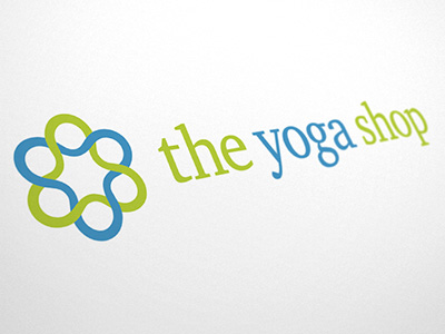 Yoga Shop Logo