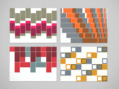 Dwell Magazine Cards